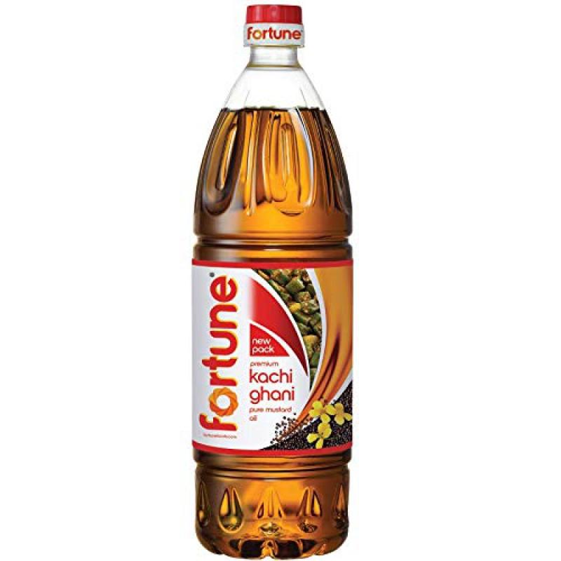 Fortune Kachi Gani Mustard Oil
