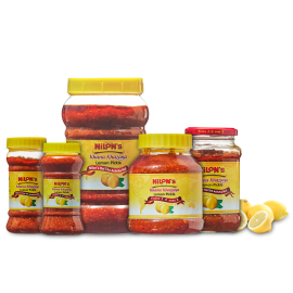Nilon's Lime Pickle
